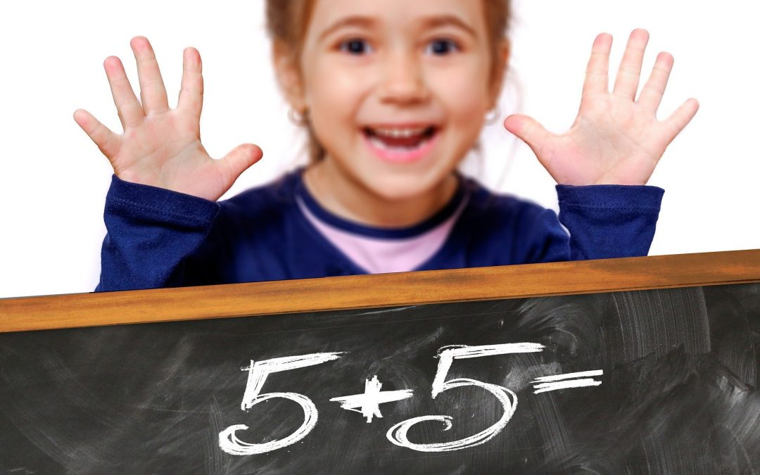5 Ways To Help 5 Year Olds With Maths